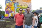 PIK Group opened the first object during graffiti festival in Moscow